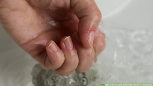 3 Ways to Remove Nail Polish Stains from Your Finger Nails