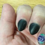 How do I remove white scuff marks from professionally done black gel polish  with a gel matte top coat?: RedditLaqueristas