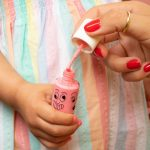 Is makeup a child's play?