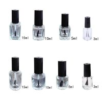 China Empty Nail Polish Bottle 5ml 10ml 12ml 15ml with Cap and Brush -  China Cosmetic Packaging, Perfume Bottle