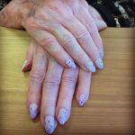 Pin on Simple Solitude Nails