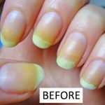 How To Remove Nail Polish Stains   YouTube Video
