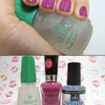 Gel nail manicure using only your nail polish no UV light. Thicker freshly  polished even after 2 weeks. NEED: … | Gel nails diy, Gel manicure nails,  Beauty nails