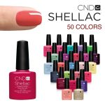 CND Shellac - Clearance colors