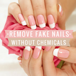 How to remove fake nails without acetone or chemicals. If you need to give  your acrylics a break… | Take off acrylic nails, Remove acrylic nails, Fake  acrylic nails