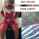 How to Remove Nail Polish from Carpet in 3 Easy Steps! | How We Do | How to  clean carpet, Carpet cleaning hacks, Cleaning hacks