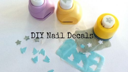 How to Make Nail Stickers - College Fashion