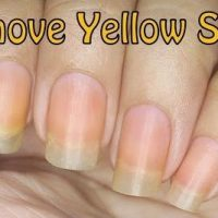 How to Remove Yellow Stain on Nails! - The Beauty Goddess | Remove yellow  stains, Yellow nails, Dry nails