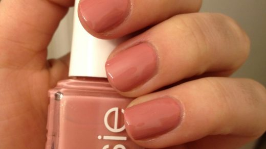How do you choose flattering nail polish colors for yourself?