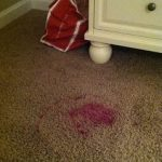 How to clean nail polish out of carpet. Acetone + shaving cream (I'm going  to need this one day)   Cleaning hacks, How to clean carpet, Clean house
