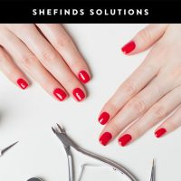How To Fix Chipped Nail Polish Without Getting A Whole New Manicure  #SHEfindsSolutions - SHEfinds