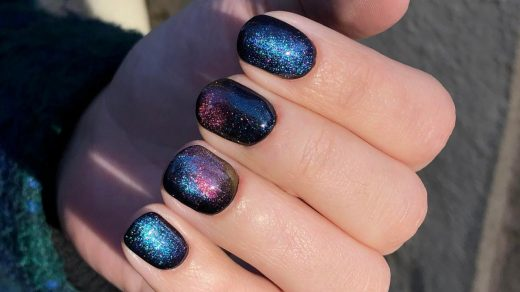 These Magnetic Galaxy Nails Are Going Viral | Allure