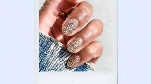 3 Simple Steps to Remove Glitter Nail Polish