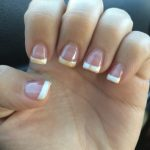 Help my white gel nails are turning brown! - New Expression Nails