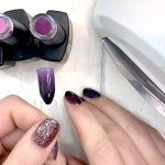 How to Do Ombre Gel Nails | Step by Step Tutorial |
