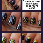 How to dry gel pen ink on your nails - New Expression Nails
