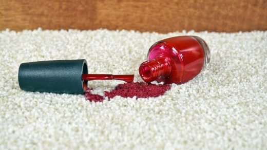 How to Get Nail Polish out of Your Carpet - How to Remove Dried Nail Polish  From Carpet