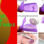HOW TO REMOVE COLOR STREET NAILS POLISH STRIPS