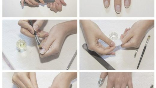 How to remove gel nails polish - New Expression Nails