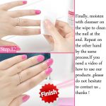 How to remove gel nails with sugar - New Expression Nails