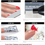 How to remove organic gel nails - New Expression Nails