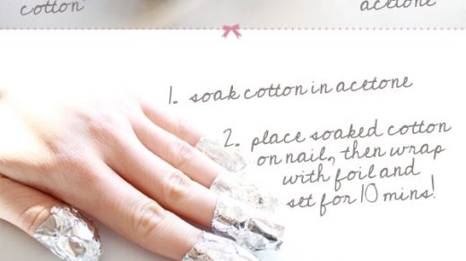 How to take gel polish off acrylic nails at home - New Expression Nails