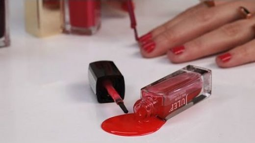How Do I Remove Nail Polish From Wooden Furniture? | Diy nail polish, Old nail  polish, Fix nail polish