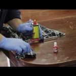 Fixing a Wood Table With a Nail Polish Remover Stain   Cleaning hacks,  House cleaning tips, Cleaning painted walls