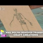 How to Do Acetone Transfers   Muddy Colors