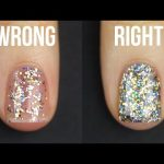 Infographic: Who Wants to Apply Glitter Nail Polish Like a Pro? - Del Sol