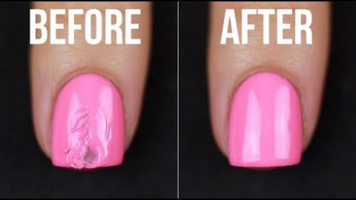 Nail blogger secrets for pretty nails 1: Top coat the mother | Lab Muffin  Beauty Science