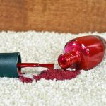 8 Easiest Ways To Get Nail Polish Out Of Carpet