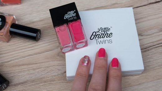 Odourless Nail Polish By Little Ondine Review – It Has No Smell! |  Raindrops of Sapphire
