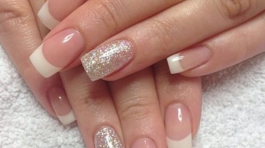 What nail color should I use with a black dress and silver shoes? - Quora