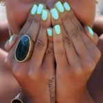 What is the best best nail color for a tan colored skin? - Quora