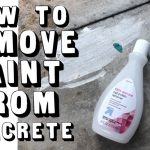 How to remove dried nail polish splashed on wall & tile floor. | Hometalk