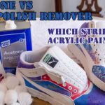 How To Prepare and Paint Air Force 1's (with photos)