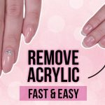 How to Remove Acrylic Nails Using Hot Water - Getinfopedia | Remove acrylic  nails, Take off acrylic nails, Acrylic nails at home