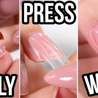 Apply & Remove Gel Polish PERFECTLY At Home! - YouTube