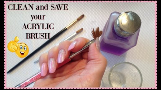 How to Clean Nail Polish Brushes? A Complete Beginner's Guide