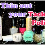 How to Thin Out Nail Polish, Best Thinners, DIY without Thinner Ideas to  Revive Thick Sticky