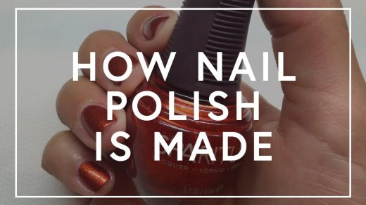 What's Nail Polish Actually Made Out of and How Does It Work? | SiOWfa12:  Science in Our World