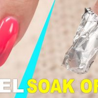 How To Remove Gel Nail Polish At Home - YouTube