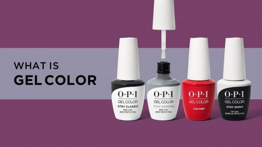 OPI's Stay at Home Guide: How to Remove Gel Nail Polish - Blog | OPI