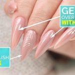 The Gelly Sandwich Technique! Mixing Gel Polish & Regular Nail Lacquer –  Chickettes Natural Nail Studio & Boutique