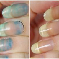 Remove Hair Color Stains From Gel Nails