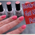 How to Apply Soak-Off Gel Nail Polish for Beginners - YouTube