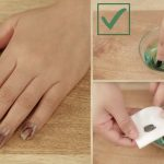 Quick Tip -- How to Remove Dark Nail Polish Without a Mess   Dark nail  polish, Dark nails, Nail polish