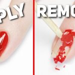 How to remove overgrown gel nails at home, without damaging it