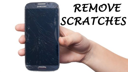 3 Ways to Remove Scratches from a Phone Screen - wikiHow